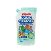 Pigeon Liquid Cleanser Refill 650ml at Baby Barn Discounts Pigeon Liquid Cleanser is a multi-use cleaning product for use on baby bottles, teats, toys and accessories.