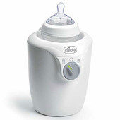 Chicco Home Bottle Warmer at Baby Barn Discounts Compact Chicco Bottle and Baby Food Warmer quickly and easily warms baby bottles and food jars.