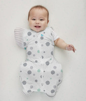 Love to Dream Swaddle Up Transition Bag Lite 0.2 TOG- White at Baby Barn Discounts