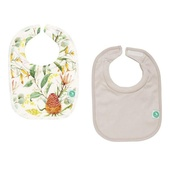 All4Ella Roll Neck Bib 2pk at Baby Barn Discounts All4Ella soft and stylish cotton bibs feature a unique padded roll neck.