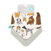 All4Ella Bandana Bibs 2pk DOG BREED at Baby Barn Discounts All4Ella gorgeous bandana bibs are not only functional but fashionable.