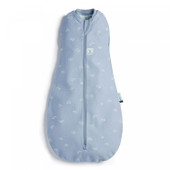 Ergopouch Cocoon Swaddle Bag 1.0 tog 3-6 Months RIPPLE at Baby Barn Discounts ErgoPouch cocoon 1.0 tog is an escape-proof swaddle which converts to a sleeping bag.