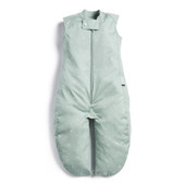 Ergopouch Sleep Suit Bag 0.3 Tog 3-12 Months SAGE at Baby Barn Discounts Ergopouch Sleep Suit Bag converts from a sleeping bag to a suit with legs using zippers.