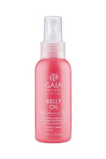 GAIA Belly Oil 95ml at Baby Barn Discounts GAIA Belly Oil promotes skin elasticity while your belly is stretching to accommodate your growing belly.