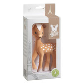 FanFan the Fawn Brown by Sophie the Giraffe at Baby Barn Discounts Fanfan the fawn is the first toy for babies younger than 3 months that stimulates all their senses.