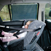 Dreambaby Extra Wide Adjustable Car Shade 1pk at Baby Barn Discounts Dreambaby Extra Wide Car Window Shades help protect children from the sun's damaging rays.