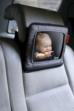 Dreambaby Car Back Seat Tablet Holder & Mirror at Baby Barn Discounts