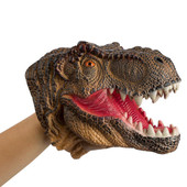 Johnco Dinosaur Hand Puppet T-REX at Baby Barn Discounts Johnco wonderful hand puppet made from soft rubber with life like features.