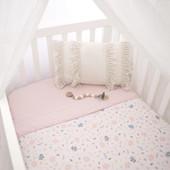 Living Textiles Organic Cotton Muslin Cot Blanket at Baby Barn Discounts