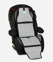 Cool Carats Car Seat Cooler Pad BLACK STRIPES at Baby Barn Discounts Car Seat Cooler from Cool Carats is great for running errands and protecting your little one's car seat when the car is left in the sun.