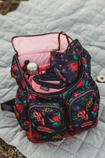 OiOi Floral Botanical Backpack at Baby Barn Discounts