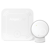 Angelcare AC027 Movement Monitor with Wireless Sensor Pad at Baby Barn Discounts AC027 will complement the original monitor perfectly by adding movement monitoring on the second mattress to your current setup.