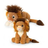Korimco Lion Keeleco Plush at Baby Barn Discounts Lion from Korimco Keeleco are our favourite realistically cute plush!