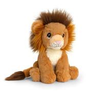 Korimco Lion Keeleco Plush 18cm Lion from Korimco Keeleco are our favourite realistically cute plush!