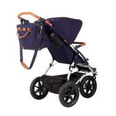 Mountain Buggy Satchel Clip at Baby Barn Discounts Mountain Buggy satchel clips are a simple solution for attaching satchel to stroller.