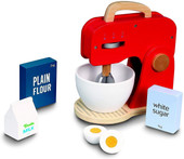 Bubbadoo Wooden Toy Mixer at Baby Barn Discounts Bubbadoo Wooden Mixer playset is a great roleplay item to have in your childs pretend kitchen.