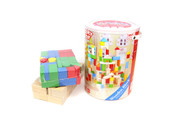Tooky Toy Wooden Building Block 100 pcs | Baby Barn Discounts Tooky Toy building blocks will make the perfect addition to any child play room.