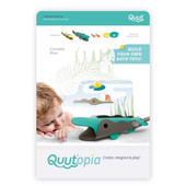Quut Quutopia Build Your Own Bath Toy at Baby Barn Discounts Bath time has never been more fun with this Quutopia build your own bath toy set.