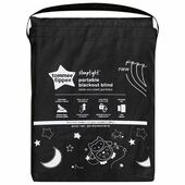 Tommee Tippee Sleeptight Portable Blackout Blind at Baby barn discounts Blackout blinds from Tommee Tippee now comes in two sizes.
