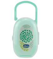 Chicco Easy Box Double Soother Holder Aqua at Baby Barn Discounts Chicco easy storage double soother dummy holder.