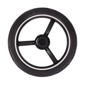 """Phil & Teds Dash V5 / Voyager Rear Wheel Complete at Baby Barn Discounts replacement rear 12"""" aeromaxx puncture free wheel for your Phil & Teds Dash V5 or Voyager."""