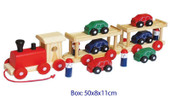 Fun Factory Wooden Car Transporter at Baby Barn Discounts Lots of fun to be had with this traditional pull along vehicle.