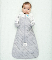 Love to Dream Sleep Bag- White at Baby Barn Discounts