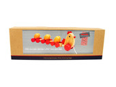Kaper Kidz Pull Along Chicken with 3 Rolling Eggs at Baby Barn Discounts Kaper Kidz pull along chicken is packed with cuteness, and beautifully made wooden pull along.