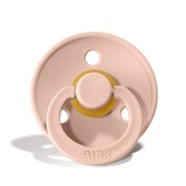 BIBS Colour Collection Pacifier- Size One at Baby Barn Discounts The Colour collection by BIBS has a perfect shape for babies mouth and a comfortable shield. This lightweight pacifier is a wonderful baby accessory.