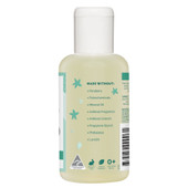 Gaia Organic Lavender & Chamomile Baby Massage Oil 125ml at Baby Barn Discounts Gaia baby massage oil made from cold-pressed sweet almond oil to nourish skin combined with organic lavender and organic chamomile pure essential oils.