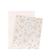 Lolli Living 2pk Bassinet Fitted Sheet - Meadow at Baby Barn Discounts Add a layer of comfort and character to your baby's bassinet with these delightfully soft fitted bassinet sheets.