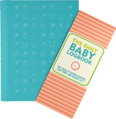 Peter Pauper Press The Daily Baby Logbook at Baby Barn Discounts With daily fill-in charts for time slept, amounts consumed, and changes, you'll create a detailed record to evaluate your Baby's habits and health with Peter Pauper Press' baby daily logbook!