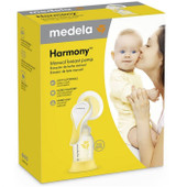 Medela Harmony Manual Breast pump Flex at Baby Barn Discounts Harmony is a single manual breast pump with PersonalFit Flex breast shield, perfect for mums who express occasionally.