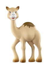 Al'thir the Companion Camel by Sophie the Giraffe at Baby Barn Discounts Al'Thir the Companion Camel by Sophie the Giraffe was born in a far off Saharan land, under a starry sky. He is the perfect soothing toy for teething little ones.