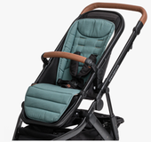 Edwards & Co Luxe Pram Liner at Baby Barn Discounts The Edwards & co Luxe pram liner keeps little legs cool in the summer and warm in the winter.