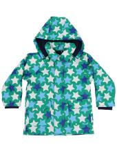 Korango Raincoat 4 Years at Baby Barn Discounts Beautifully designed, bright & fun raincoat from Korango. Perfect for rainy cold days. Waterproof on the outside with soft fleece lining for comfort.