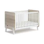 Boori Natty Cot Bed at Baby Barn Discounts Boori Natty modern aesthetic makes it perfect for those looking for a cot to fit in seamlessly with Scandinavian or contemporary design schemes.