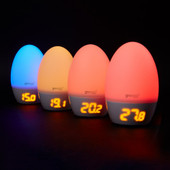 Tommee Tippee Gro Egg2 at Baby Barn Discounts Tommee Tippee new & improved USB lead room temperature night light.