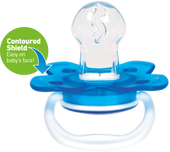Dr Brown's Prevent Glow in the Dark Pacifier 0-6m 2pk at Baby Barn Dr Browns PreVent Glow In The Dark Pacifier Dummies have been developed by a pediatric dentist to help prevent dental issues.