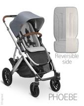 Uppababy Reversible Seat Liner (Phoebe) at Baby Barn Discounts
