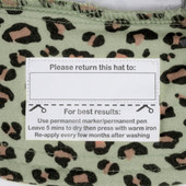 Bedhead Toddler Bucket Hat - Leopard at Baby Barn Discounts Your little one will look fierce in this stylish leopard print. An ultramodern print in a contemporary, sage, brown and taupe colour scheme that is bound to look stunning.