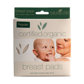 Nature's Child Washable Organic Breast Pads