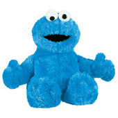Sesame Street Cookie Monster Plush Toy 30cm
