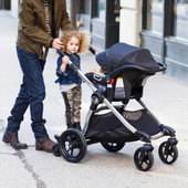 Baby Jogger Glider Board - The Glider Board is a great way to let your older child hitch a ride.