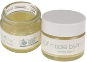 Nature's Child Certified Organic Nipple Balm - New packaging