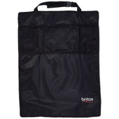 Britax Kick Mat 2 Pack - Full-size kick mats protect the vehicle seat backs and provide extra storage solutions