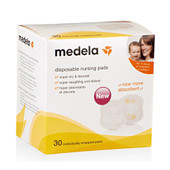 Medela Disposable Nursing Pads - 30 Pack