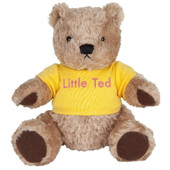 Play School Little Ted Plush Toy 28cm