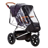 Mountain Buggy Urban Jungle / Terrain Storm Cover - 2015