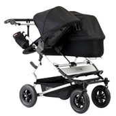 Mountain Buggy Carrycot Plus for Duet - Black